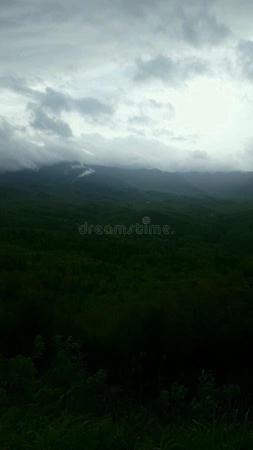 Tennesse-Berge stockfoto