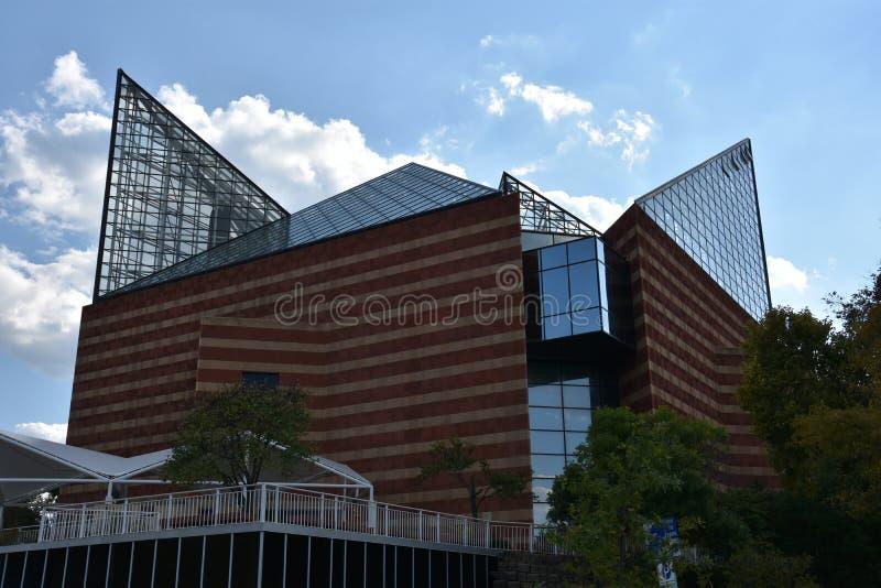 Tennessee Aquarium a Chattanooga fotografia stock libera da diritti