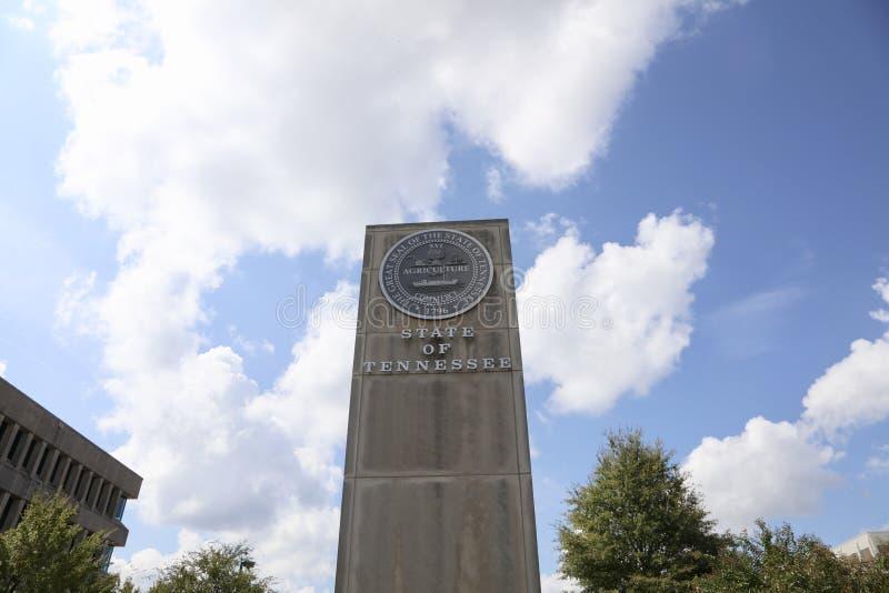 Tennessee Department van Landbouwverbinding stock foto's
