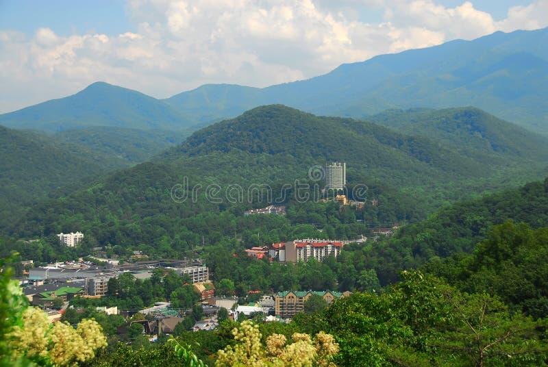 Tennessee gatlinburg zdjęcia stock