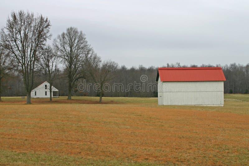 Tennessee Ranch 2 imagem de stock