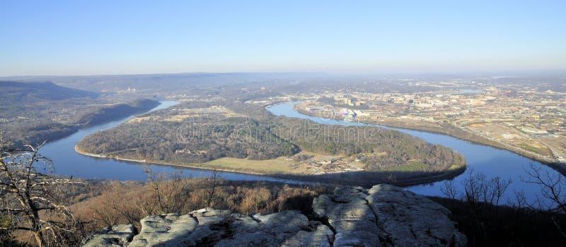 Tennessee River fotos de archivo libres de regalías