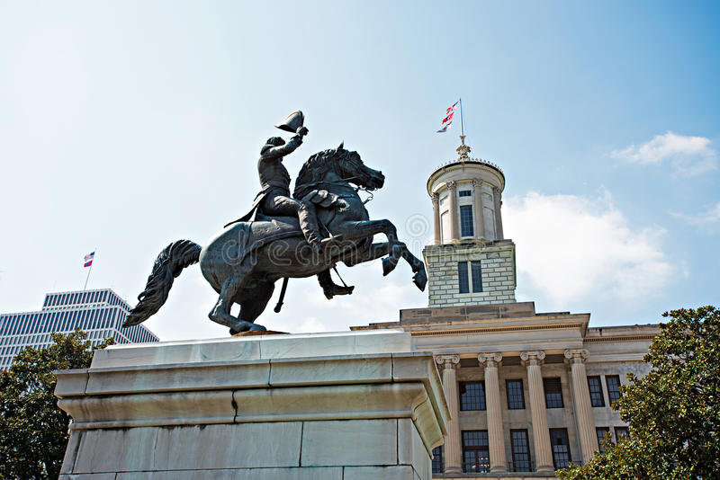 Tennessee State Capital photographie stock