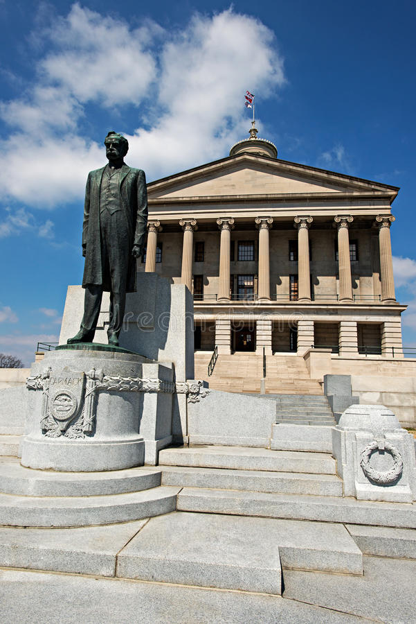 Tennessee State Capital images libres de droits