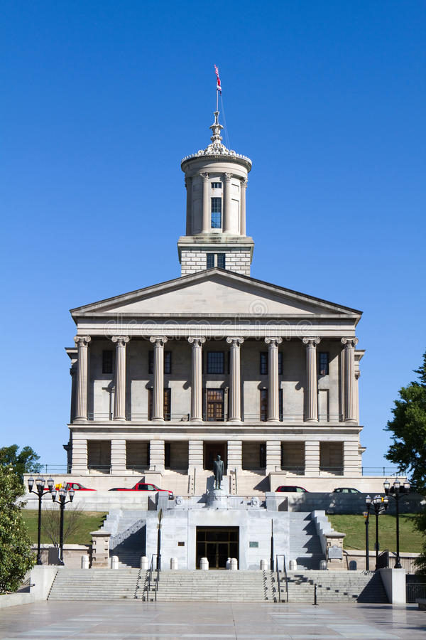 Tennessee State Capitol Royalty Free Stock Photo