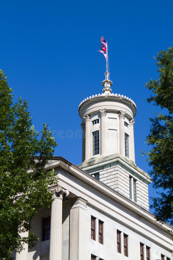 Download Tennessee Statehouse Dome stock image. Image of legislature - 24731783