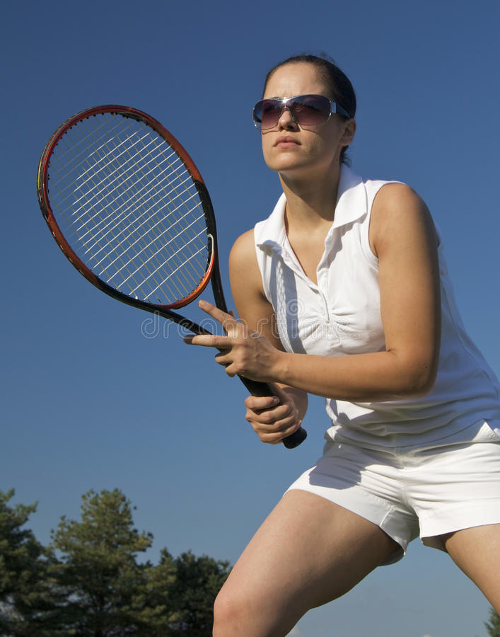 Download Tennis stock image. Image of leisure, person, compete - 16691961