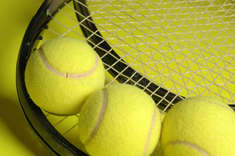 tennis royaltyfria bilder