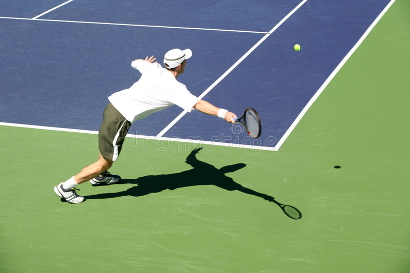 Download Tennis stock photo. Image of court, playing, professional - 2103090