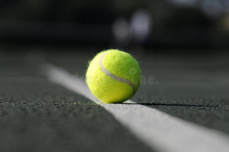 Tennis stock fotografie