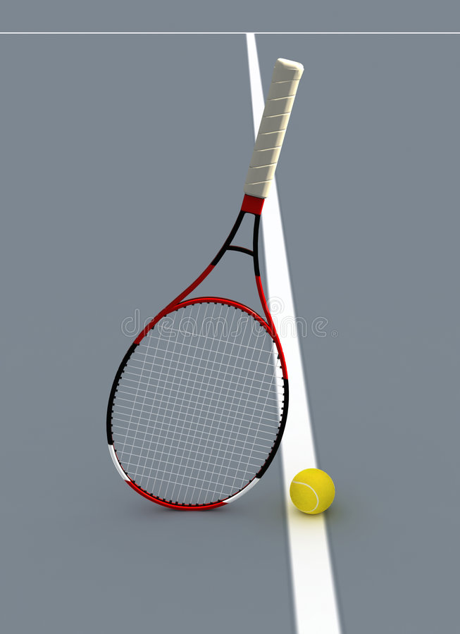 Download Tennis Stock Photo - Image: 7855590