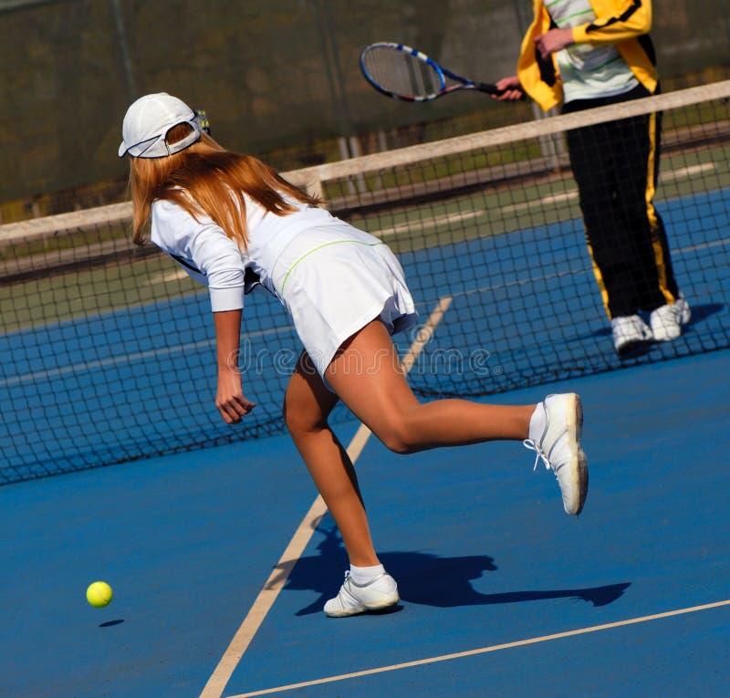 Tennis stock foto