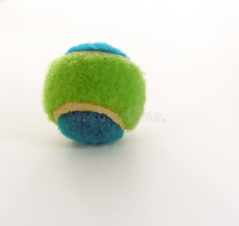 Download Tennis Ball stock photo. Image of over, tennis, fuzzy, object - 104088