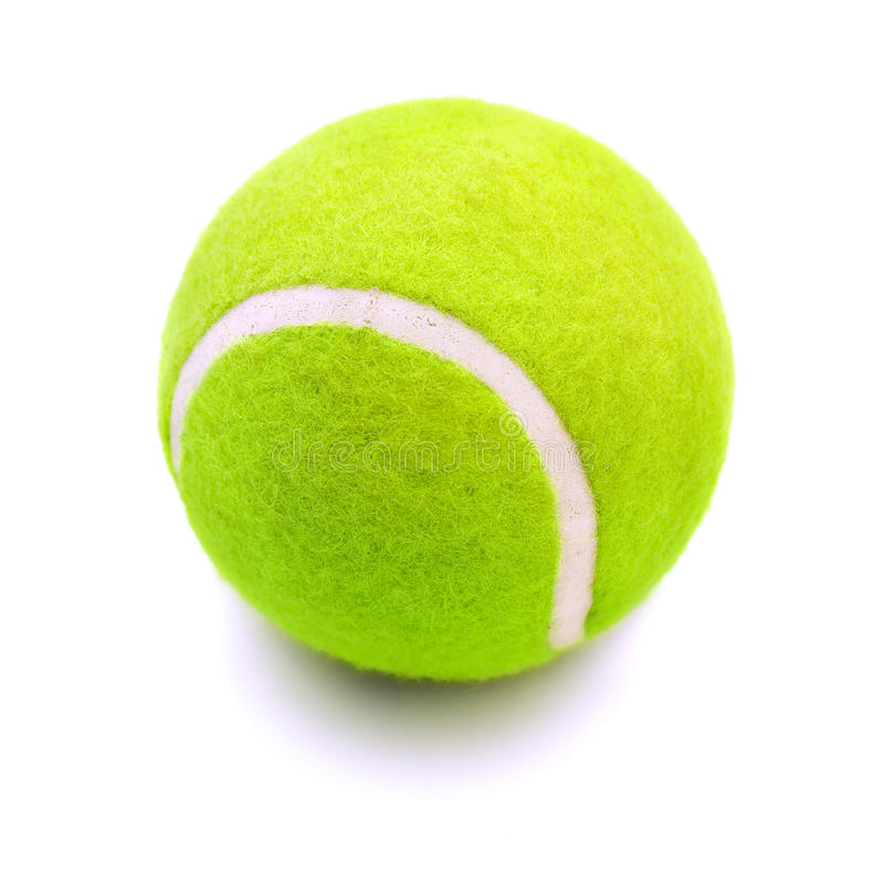 Download Tennis ball stock image. Image of racket, competition - 10579955