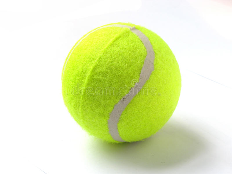 Download Tennis ball stock photo. Image of bright, equipment, ball - 13618046