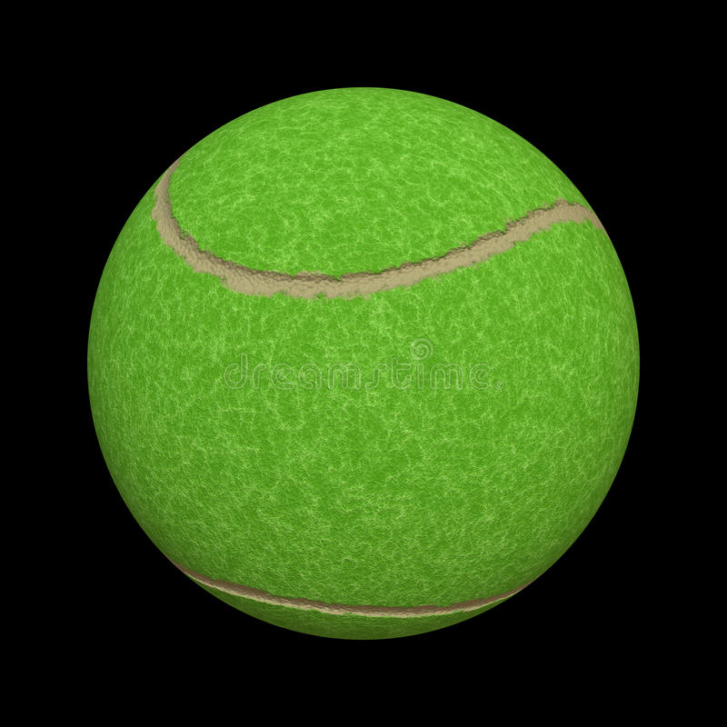 Download Tennis Ball Royalty Free Stock Images - Image: 19546929
