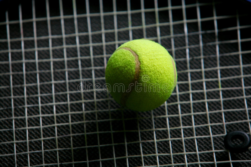Download Tennis Ball stock image. Image of summer, ball, athletics - 511183