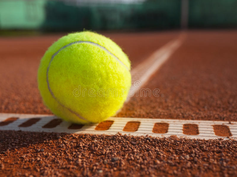 Download Tennis ball stock photo. Image of backgrounds, individual - 31418564