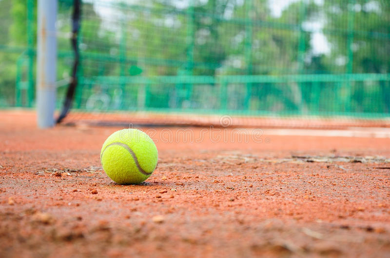 Download Tennis ball stock photo. Image of frame, outdoors, line - 29946478