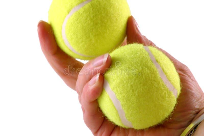 Download Tennis balls stock image. Image of tennisballs, play, service - 1494963