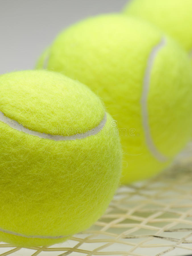 Download Tennis balls stock image. Image of recreation, tennis - 16297823