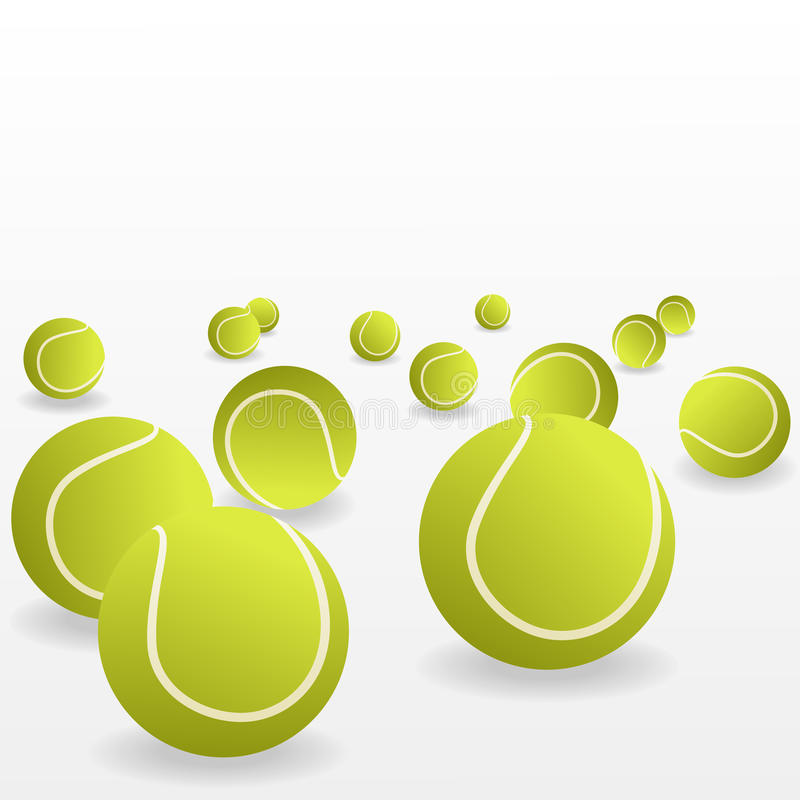 Download Tennis Balls Royalty Free Stock Images - Image: 28107779
