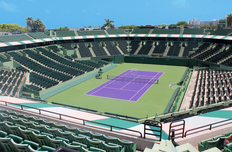 Tennis camp stock photos