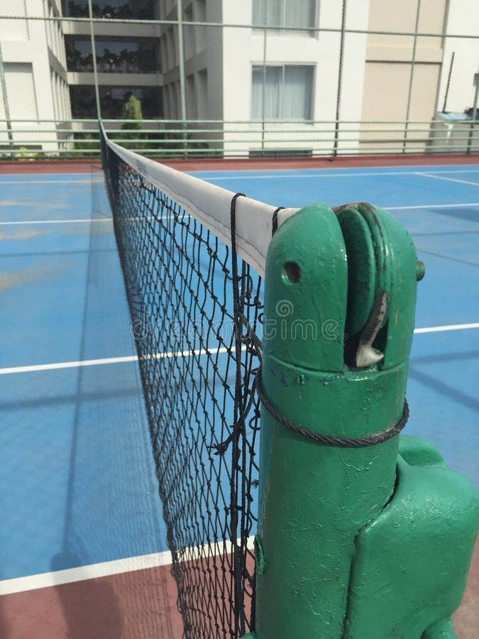 Tennis Cort royalty-vrije stock fotografie