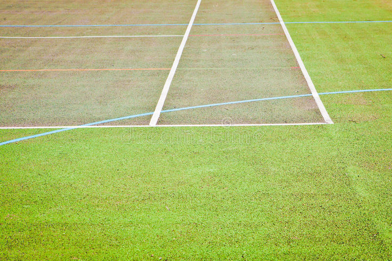 Download Tennis court stock photo. Image of health, leisure, close - 26149086