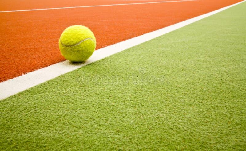 Tennis court royalty free stock photos