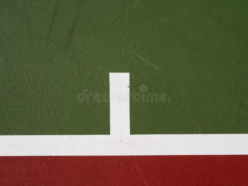 Tennis Court Background Stock Photos