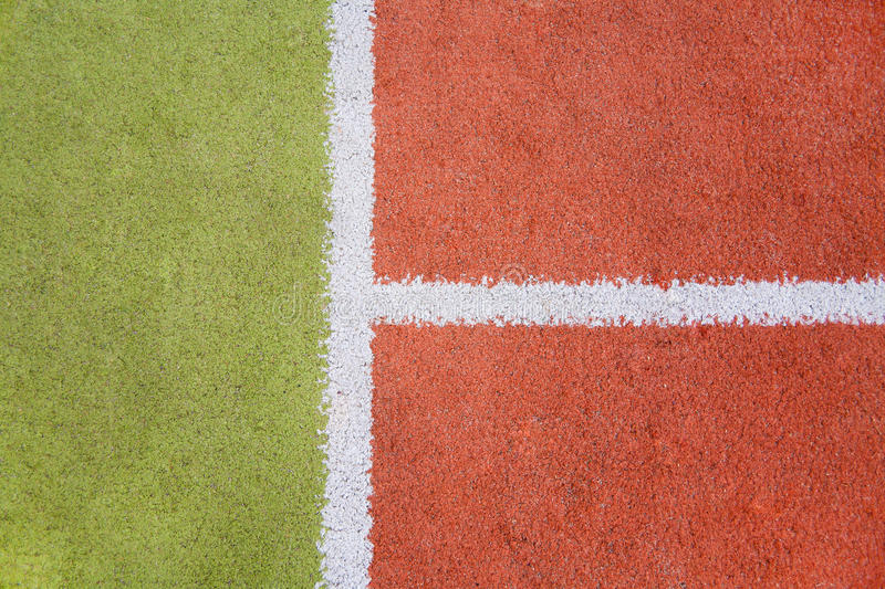 Download Tennis court background stock photo. Image of part, close - 26691230