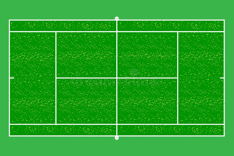 Tennis Court Template Stock Illustrations 1 394 Tennis Court Template Stock Illustrations Vectors Clipart Dreamstime