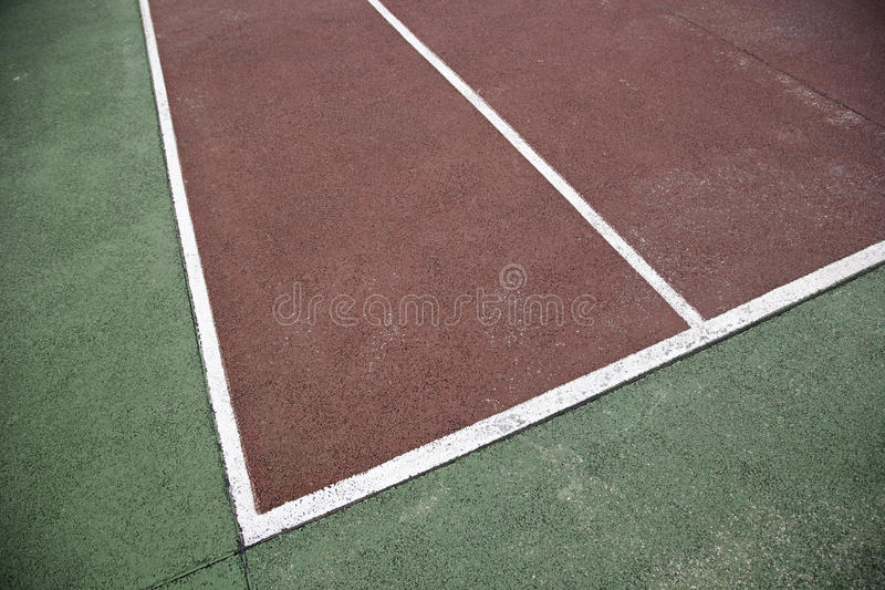 Download Tennis court stock photo. Image of cricket, people, painted - 30415142