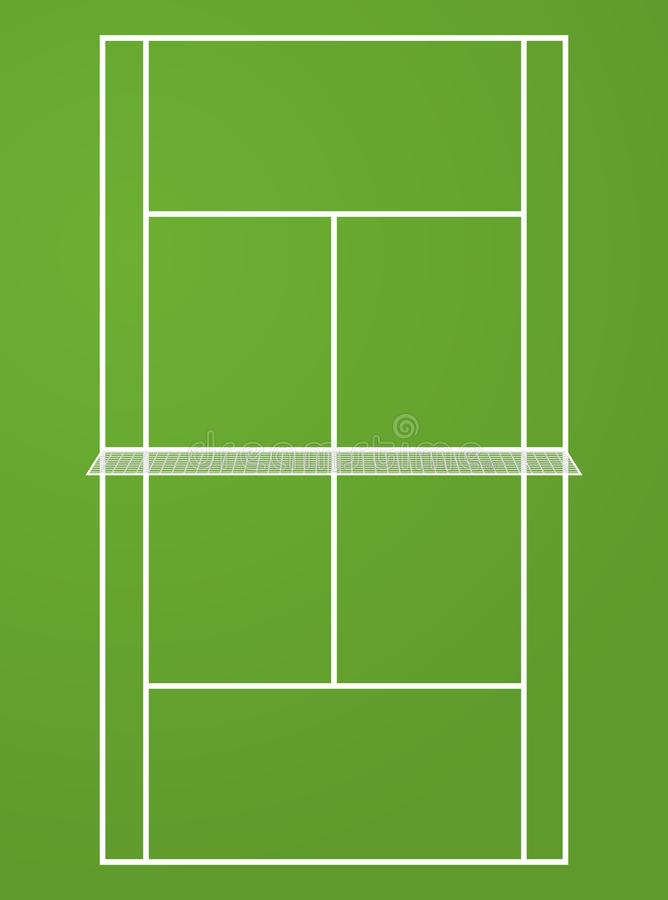 Top View Tennis Court Stock Illustrations 443 Top View Tennis Court Stock Illustrations Vectors Clipart Dreamstime