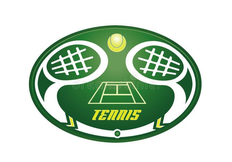 Tennis Cup Symbol Stock Photo