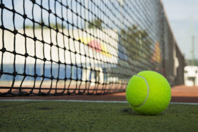 Tennis di Pallina da fotografie stock libere da diritti