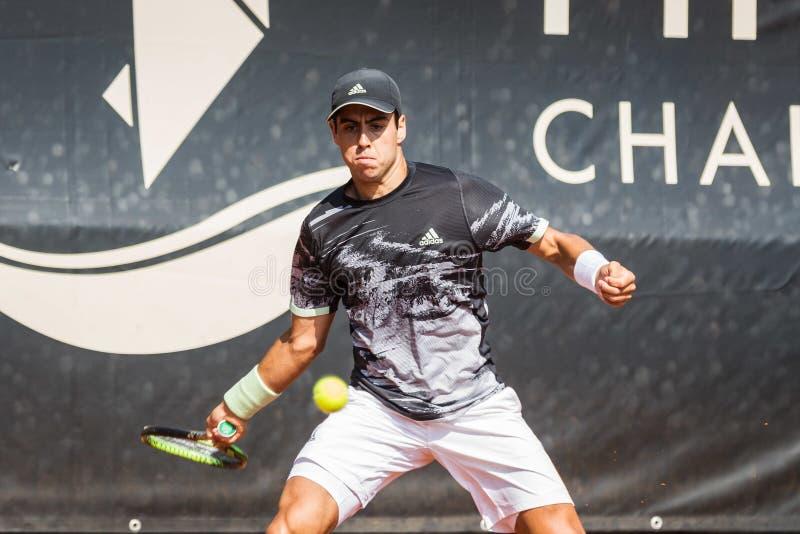 Tennis Internationals Atp Challenger Biella royalty free stock images