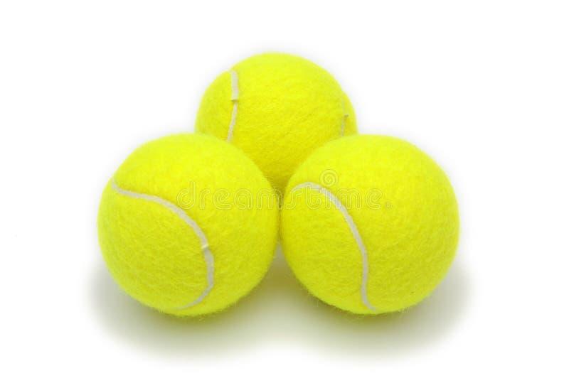 Tennis-Kugeln lizenzfreies stockfoto