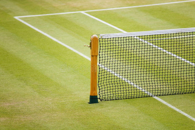 Download Tennis net stock image. Image of lined, details, green - 23504615