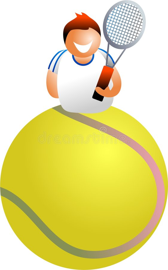 Download Tennis Player Stock Photography - Image: 520712
