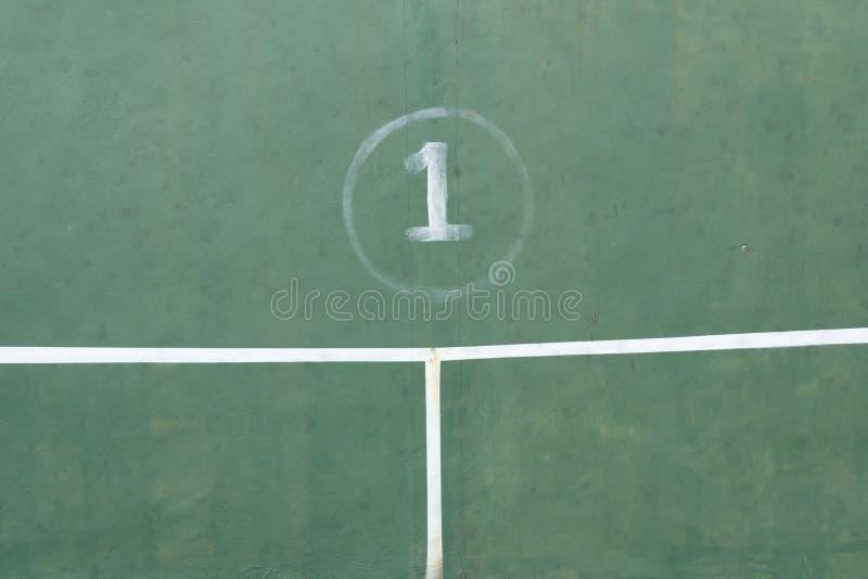 Download Tennis Practice Wall stock photo. Image of racket, tennis - 25639554