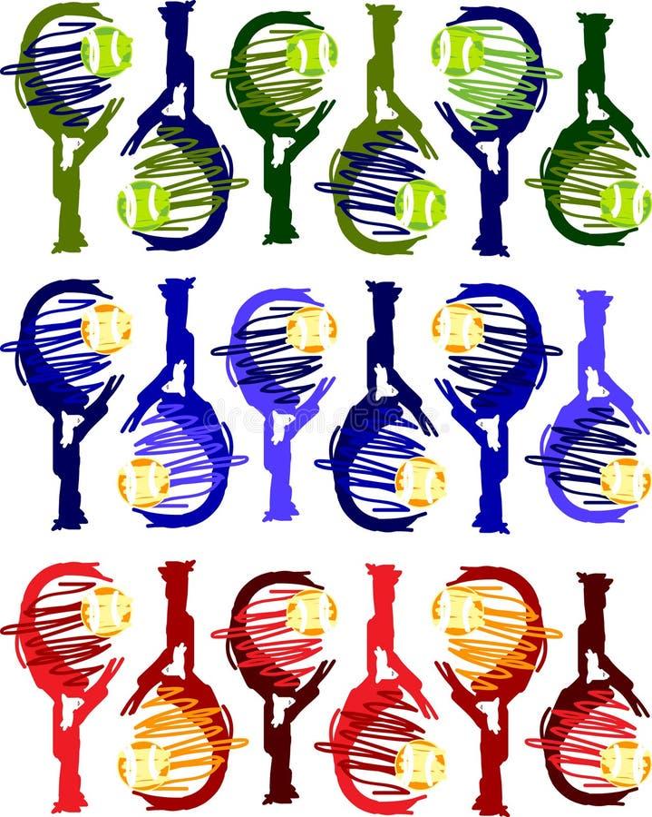 Download Tennis Racquet Images Vector Stock Vector - Image: 10546747