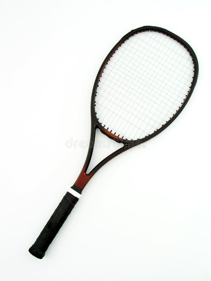 Tennis-Schläger lizenzfreie stockbilder
