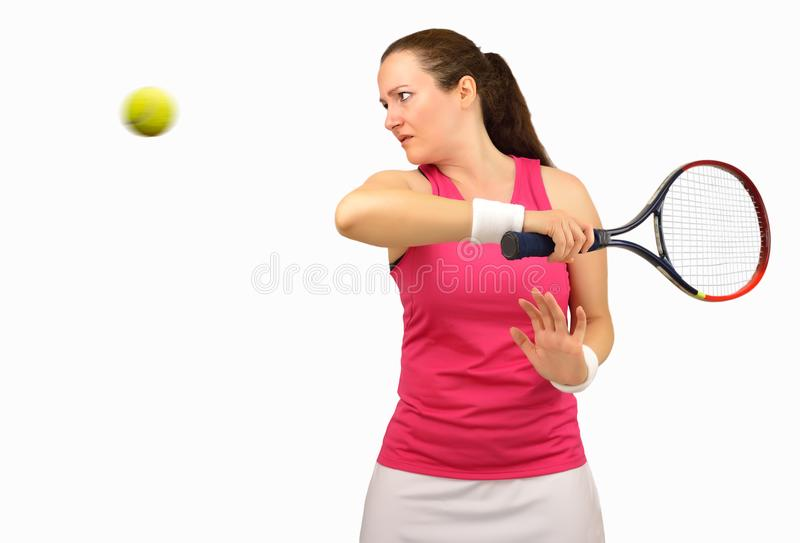 This tennis set is mine stock images