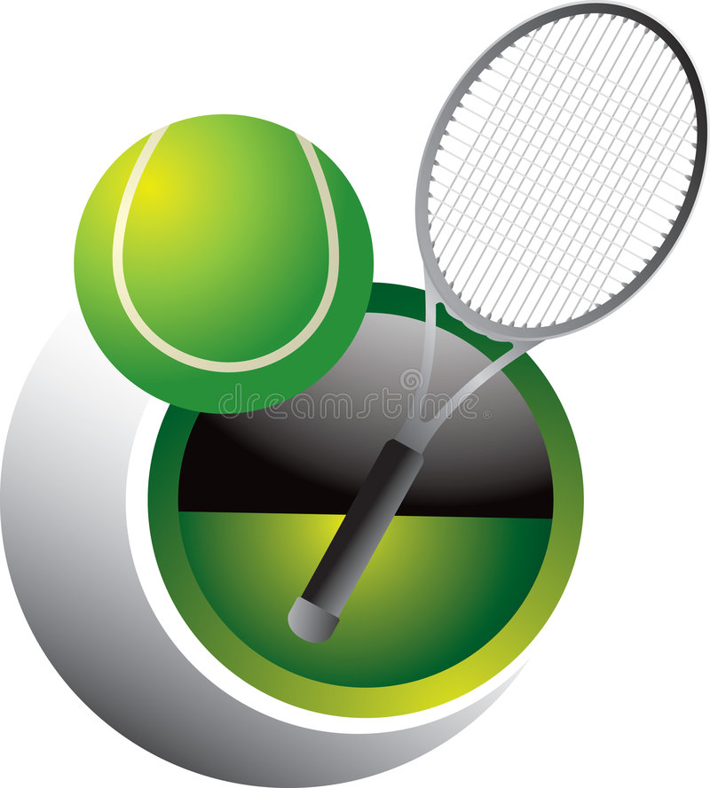 Download Tennis Swoosh Stock Photo - Image: 8951230