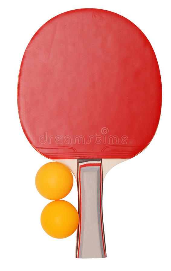 Download Tennis Table Racket And Balls Stock Photos - Image: 9480923