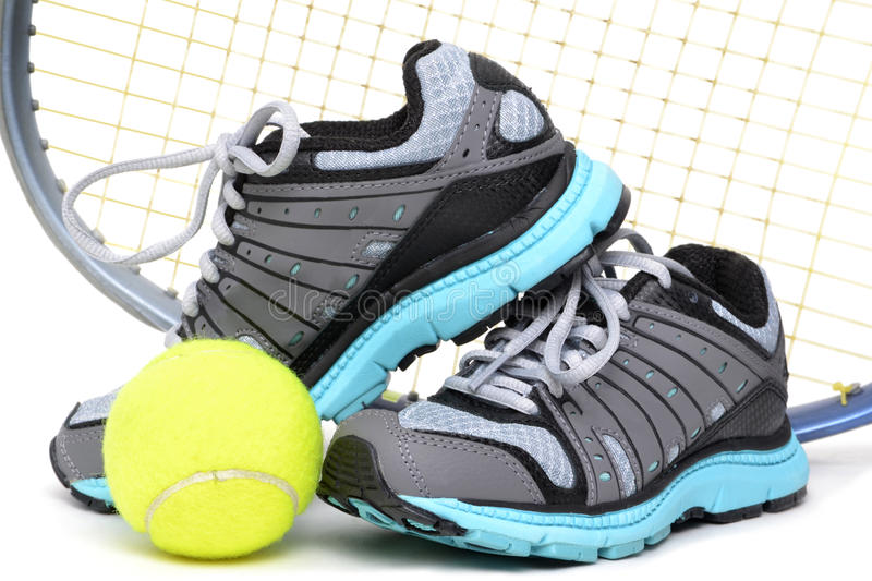 Download Tennis Things stock image. Image of white, objects, athletic - 26596033