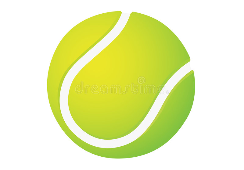 tennisball arkivbilder