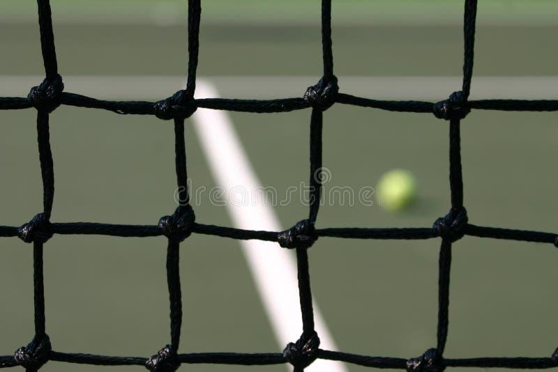 Tenniscourt royalty free stock photo
